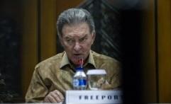 IRESS Desak Pemerintah Batalkan MoU Freeport