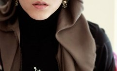 Hijab Kasual ala Hana Tajima