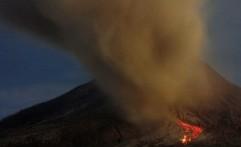 Kondisi Terkini Gunung Sinabung