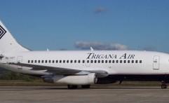 Pesawat Trigana Ditembak di Sinak