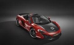 McLaren650S Spider Edisi Spesial Dijual Terbatas