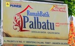 Rumah Batik Palbatu Jakarta