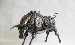 Miniatur-miniatur ini Dibuat dari Barang Bekas, Percaya Enggak?
