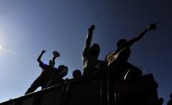 Bentrok Antar Pendukung Calon Kades di Garut, Satu Kritis